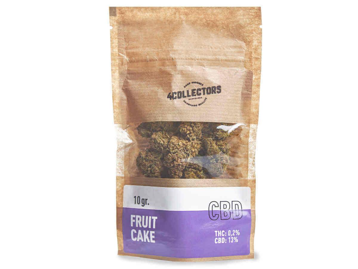 fruit cake cbd bio 10gr