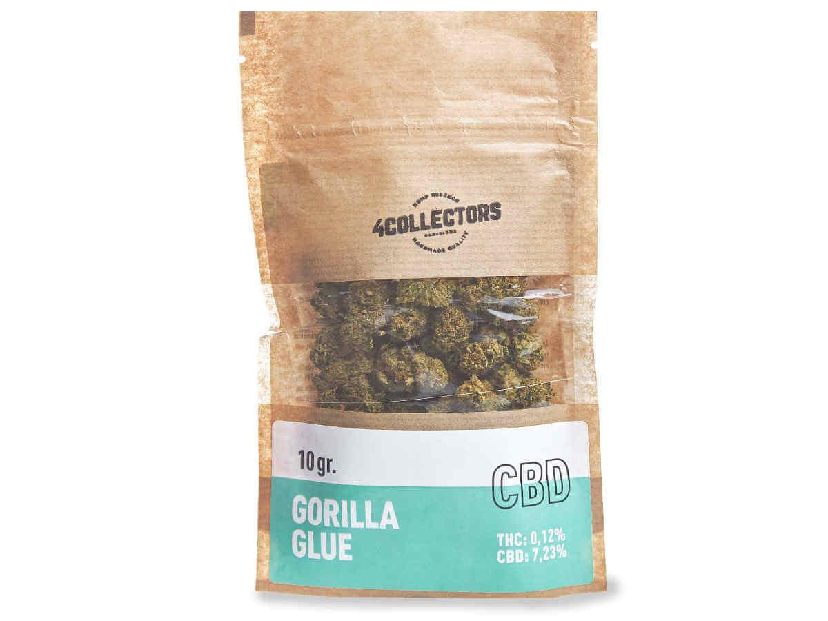 cogollo gorilla glue cbd bio 10gr
